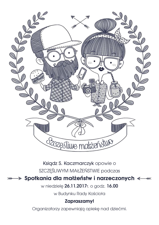 Szczęśliwe Małżeństwo - Spotkanie dla małżeństw i narzeczonych @ Sala Rady Kościelnej | Český Těšín | Moravskoslezský kraj | Česko